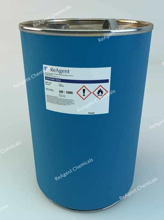 Acetone (General Use) 25L packsize