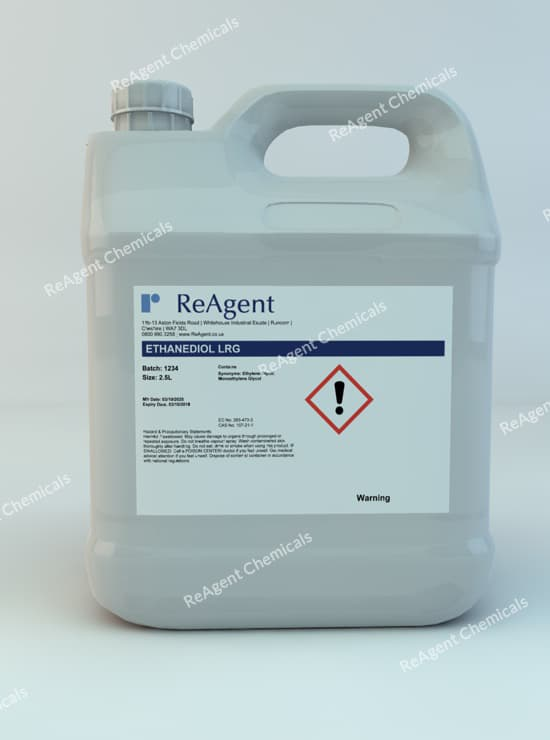 Ethanediol (General Use) 2.5L packsize