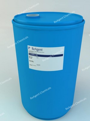 An image showing Glycerol / Glycerine / Glycerin (Laboratory Use) in a 200 litre drum