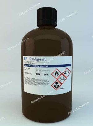 An image showing Mixed Alcohol Solvent in a 2.5litre container