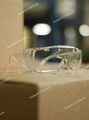 An image showing Safety Glasses in a Single Pair