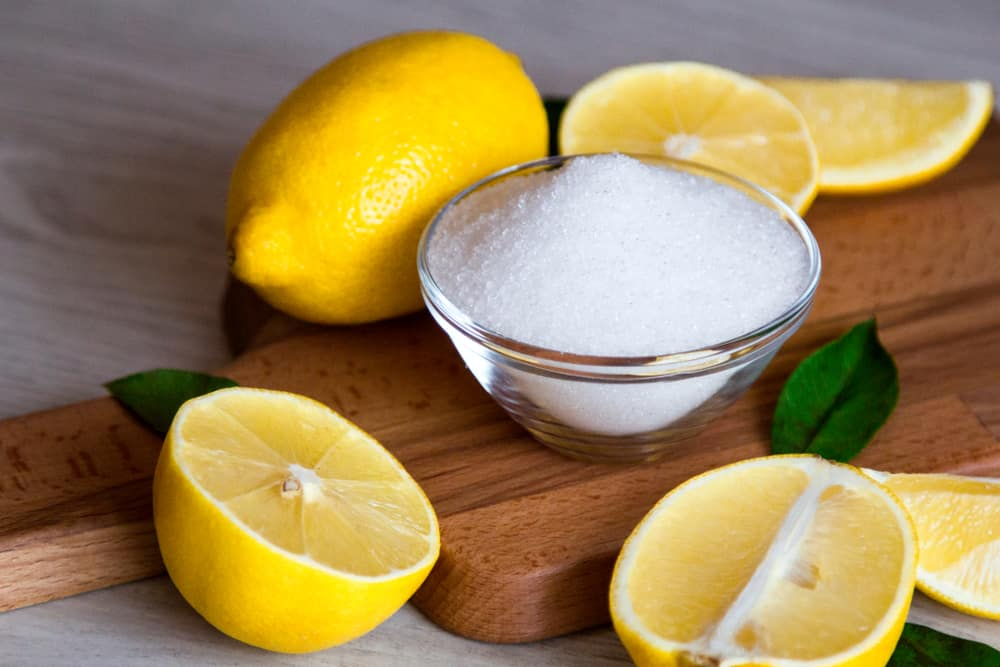 What is citric acid