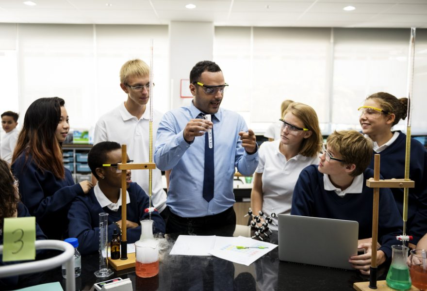Career options to pursue if you have a degree in chemistry include becoming a chemistry teacher