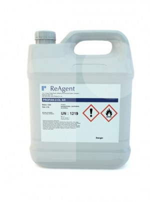 Isopropyl Alcohol Analytical Use 2.5L packsize 2