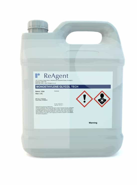 Monoethylene Glycol General Use 2.5L packsize 1