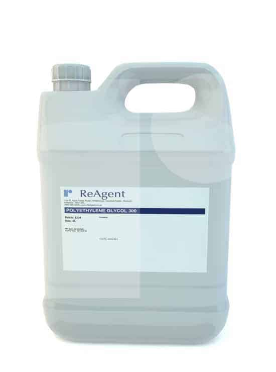 Polyethylene Glycol 300 PEG 300 5L packsize 1